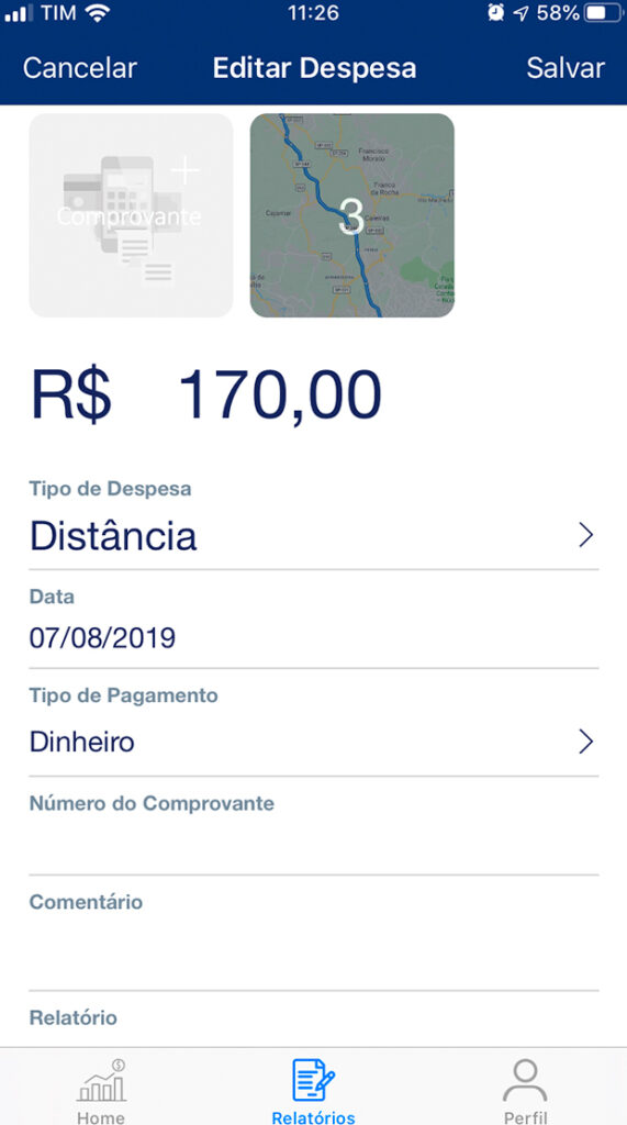 Portal RDV Mobile